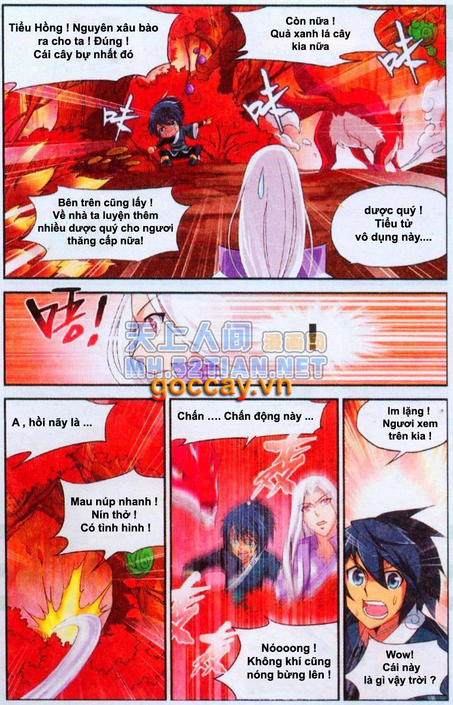 Đấu Phá Thương Khung chap 26 page 16 - IZTruyenTranh.com