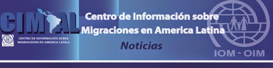 Centro de Información sobre Migraciones en América Latina (OIM-CIMAL)