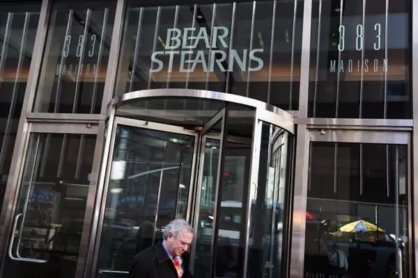 Bear Stearns office in Madison