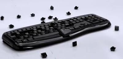 Kim Wan Seon BEAST Junhyung Be Quiet smashed keyboard
