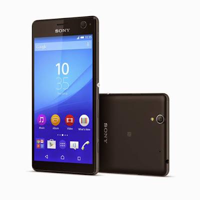 Specifications Sony Xperia C4, 5-inch Full HD screen And Octa Core processor MediaTek