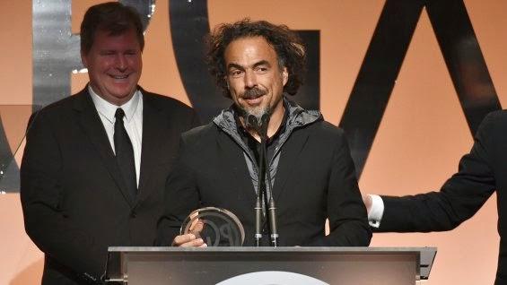 premios productores, premios sindicato actores, PGA, SAG, Alejandro González Iñárritu, Birdman, michael keaton, el zorro con gafas