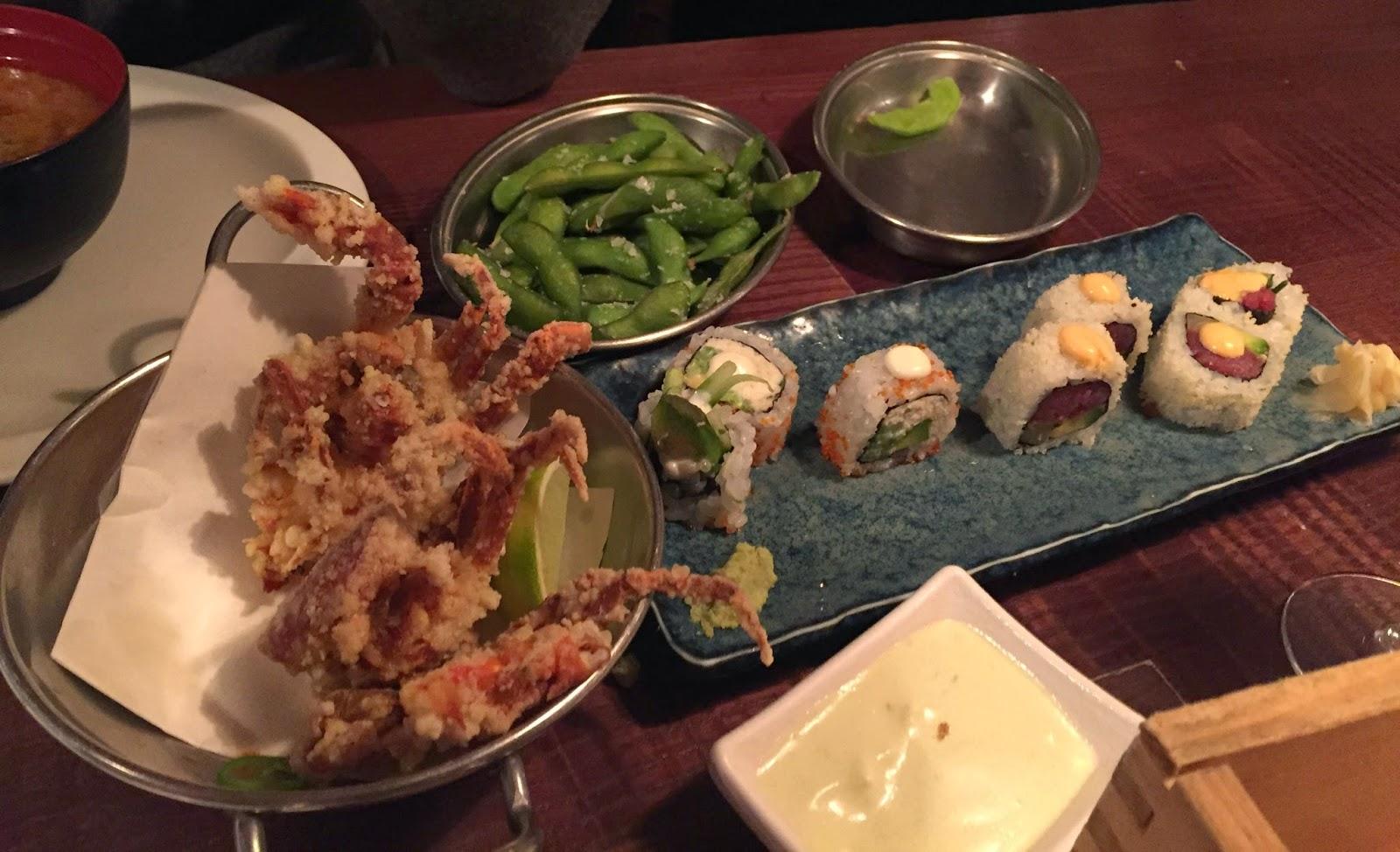 Flesh & Buns Sushi