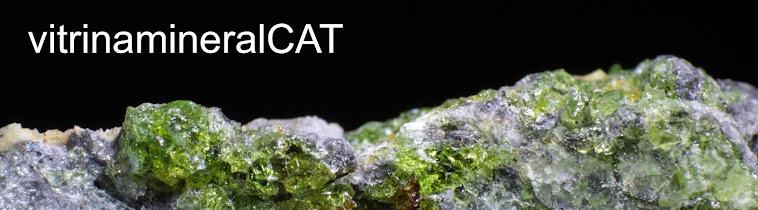 vitrina mineralCAT