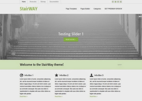 Free WordPress Responsive Themes May 2014