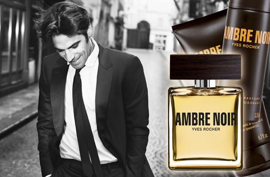 Nước hoa dành cho nam giới Ambre Noir