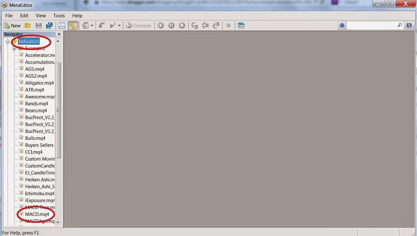 Como usar macd forex