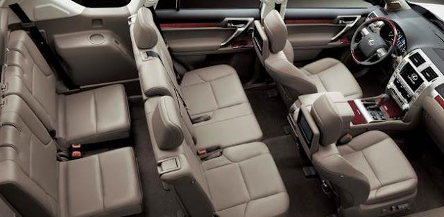 2017 Lexus GX 460 Review