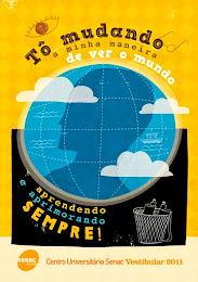 ilustrações que eu ganhei do senac #tomudando