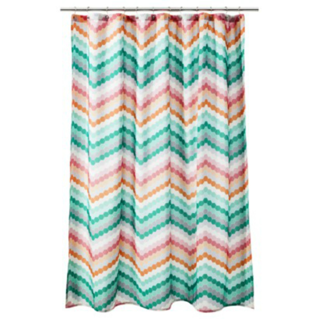 Chemical Free Shower Curtain Waffle Weave Shower Curtai