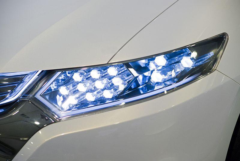自転車の 自転車 ライト 固定 自作 : Honda Insight Concept