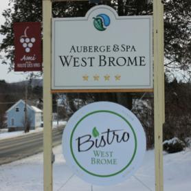 NOUVEAU! Vivez l'expérience JEHANE BENOIT au Bistro de l'Auberge & Spa West Brome