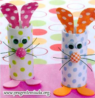 embalagem para ovos de páscoa reciclagem caixas de leite pratos de papelao