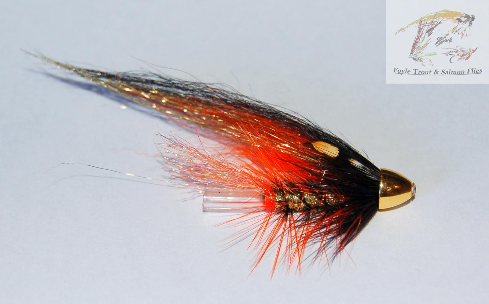 Foyle trout salmon flies temple dog style salmon flies for Salon fly