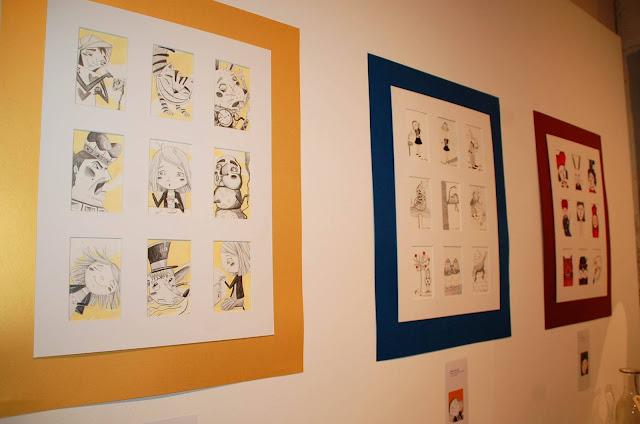 Exposición en el Pinol - Barcelona