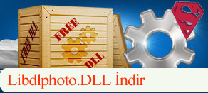 Libdlphoto.dll Hatası çözümü.