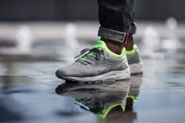 ASICS GEL KAYANO TRAINER EVO - ONE STEP AHEAD - ATOMLABOR BLOG