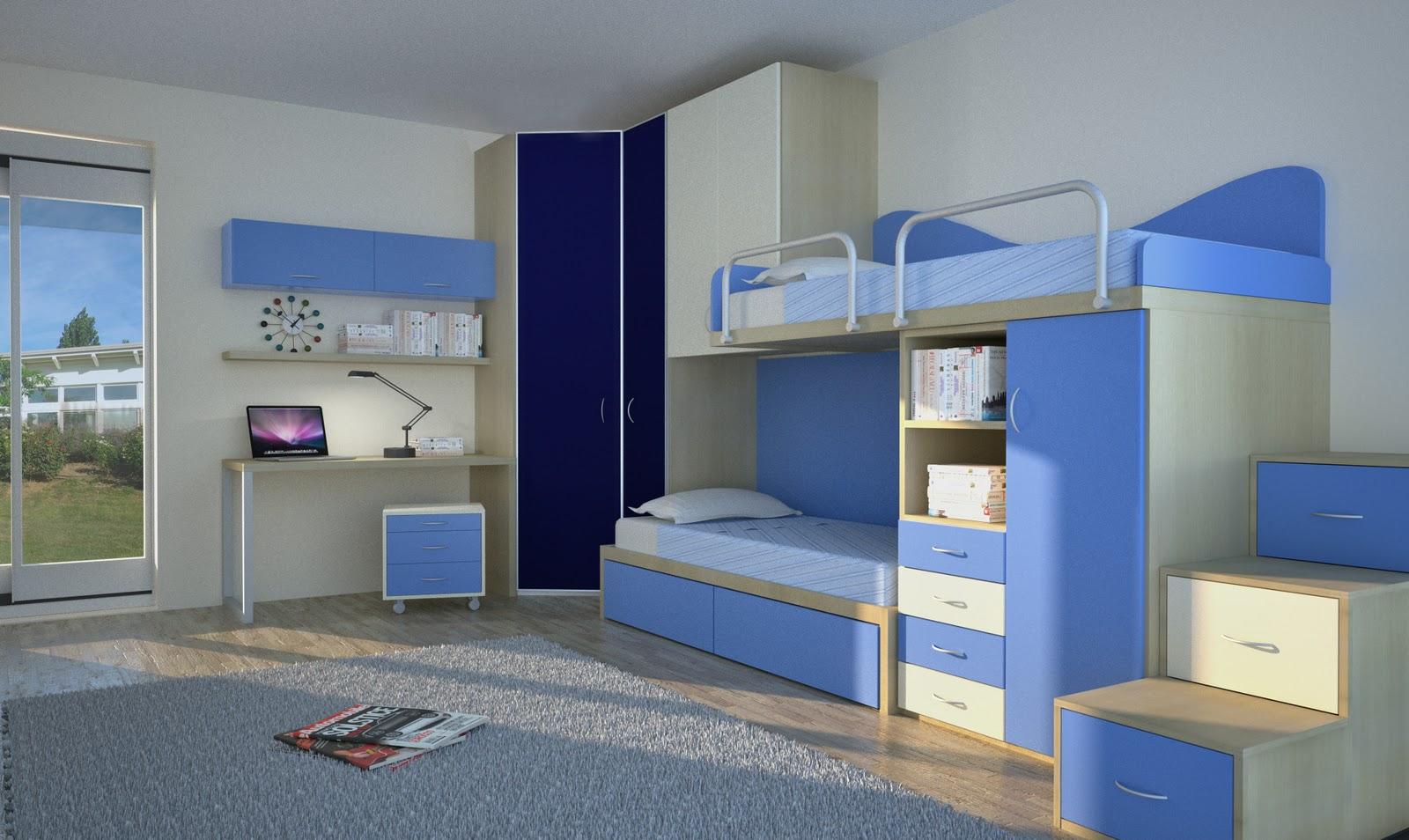 Ikea camera ispirazioni letto da - Ikea letti ragazzi ...