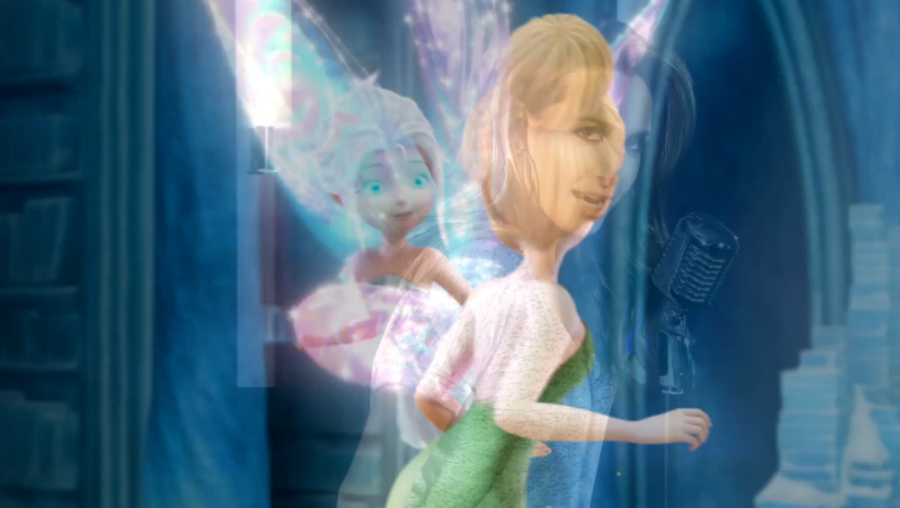 The Great Divide - Tinker Bell Secret of the Wings (2012)