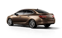 2012 Buick Verano back