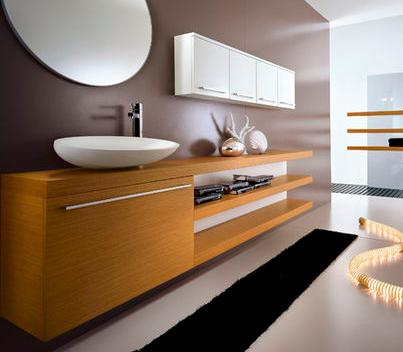 Ba os modernos fabrica muebles for Fabrica muebles modernos