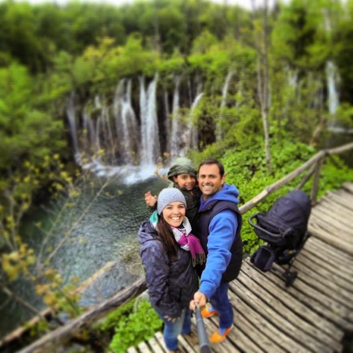 Parque Nacional Plitvicka Jezera