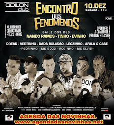 ODILON CLUB - ENCONTRO DOS FENÔMENOS.