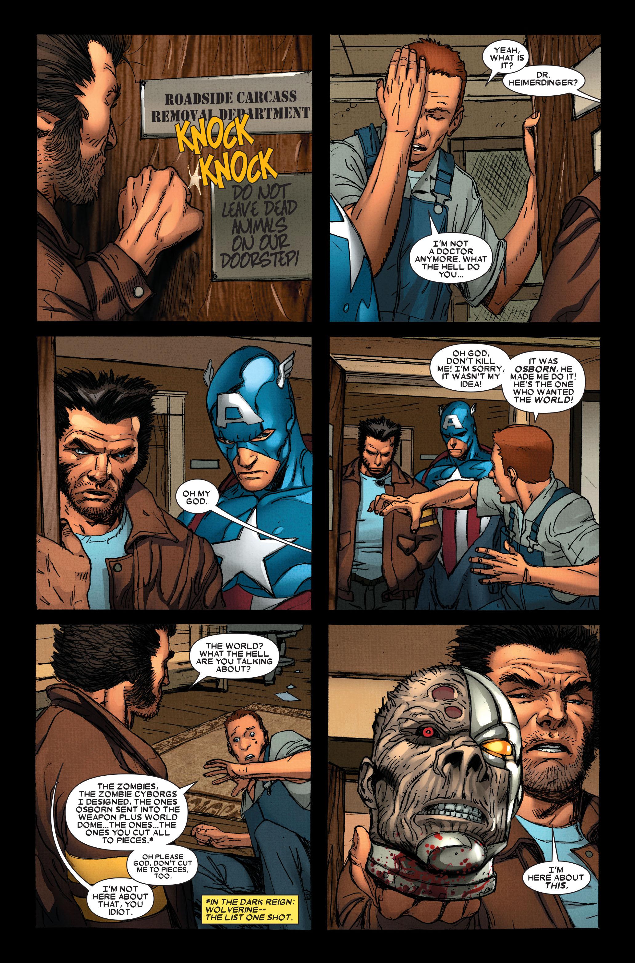Wolverine: Weapon X #13 #4 - English 17