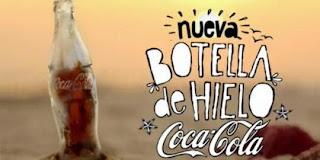 botol Coca-Cola ini bisa mencair - wahyu only