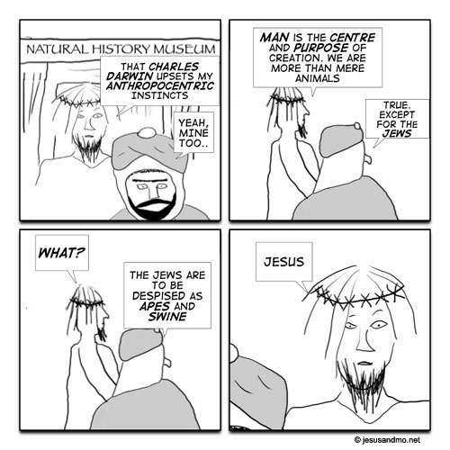 Jesus para compartir