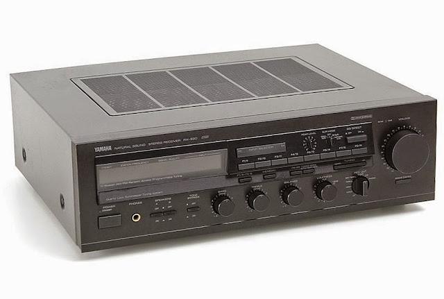 yamaha rx 930 stereo receiver audiobaza. Black Bedroom Furniture Sets. Home Design Ideas
