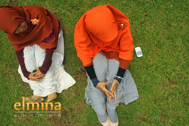 elmina khimar jamila edition on models