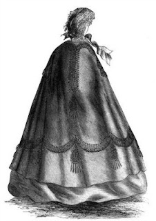 circular cloak from February 1864