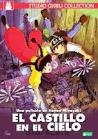 El castillo en el cielo (Tenkū no Shiro Rapyuta, lit)(1986)