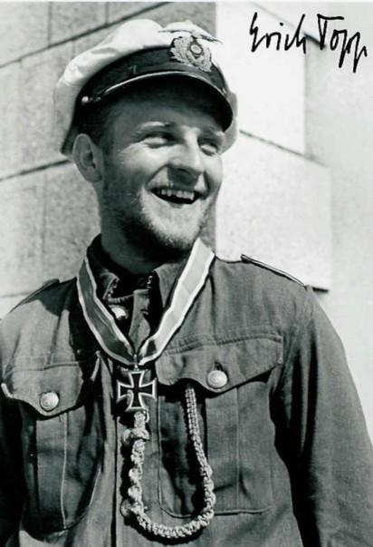 20 juni 1941 setelah dia menenggelamkan 14 kapal dan merusak 2 kapal