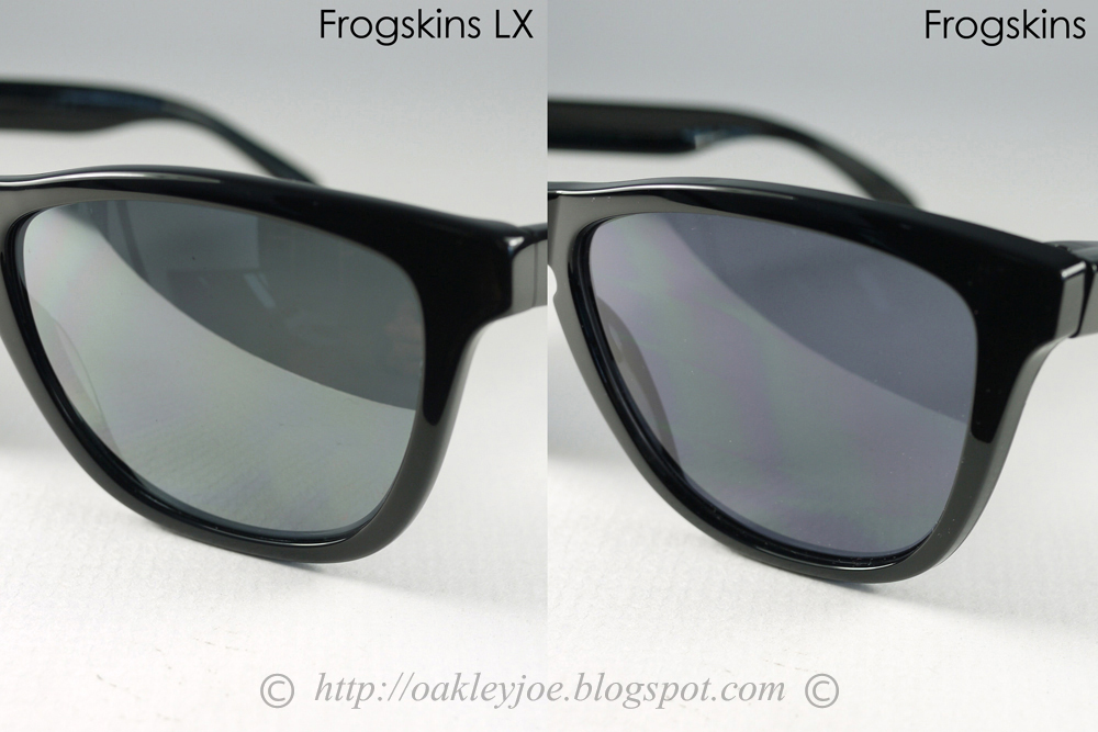 where are oakley frogskins lx made