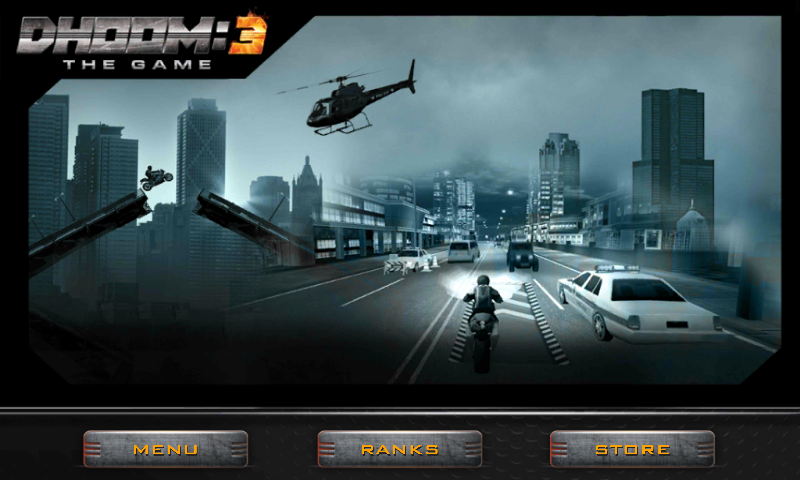 Dhoom:3 The Game Android Hack