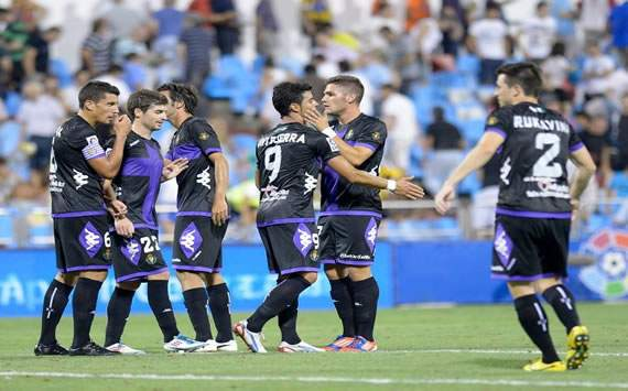 Prediksi Skor Osasuna vs Real Valladolid 4 November 2012
