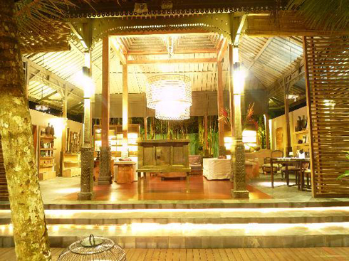 THE PURIST VILLAS AND SPA UBUD  LOBBY