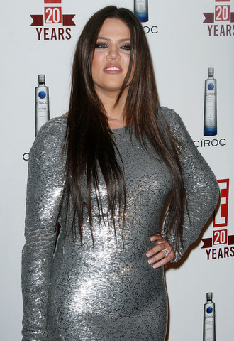 Long Hair Treatments Such As Khloe Kardashian