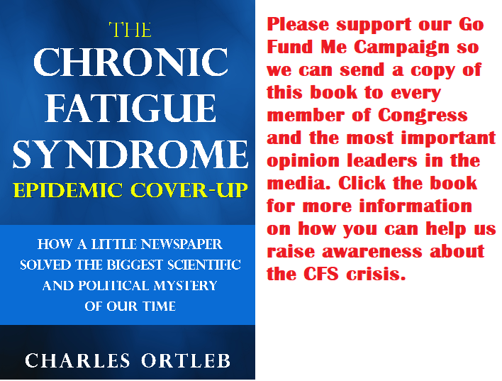 Let's Make Chronic Fatigue Syndrome a Public Health Priority!