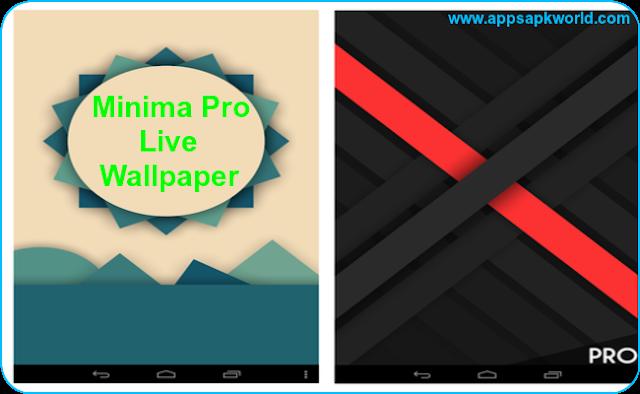 Minima Pro Live Wallpaper v2.1 APK