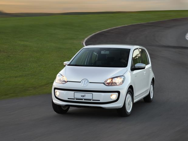 Volkswagen White-up! - foto oficial