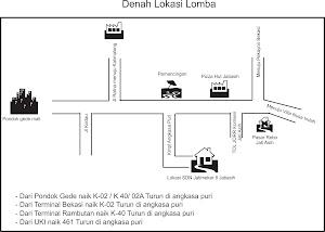 Denah/Lokasi