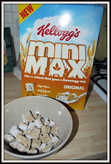Kelloggs, Mini Max, Breakfast, wholegrain