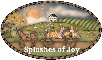 Splashes of Joy