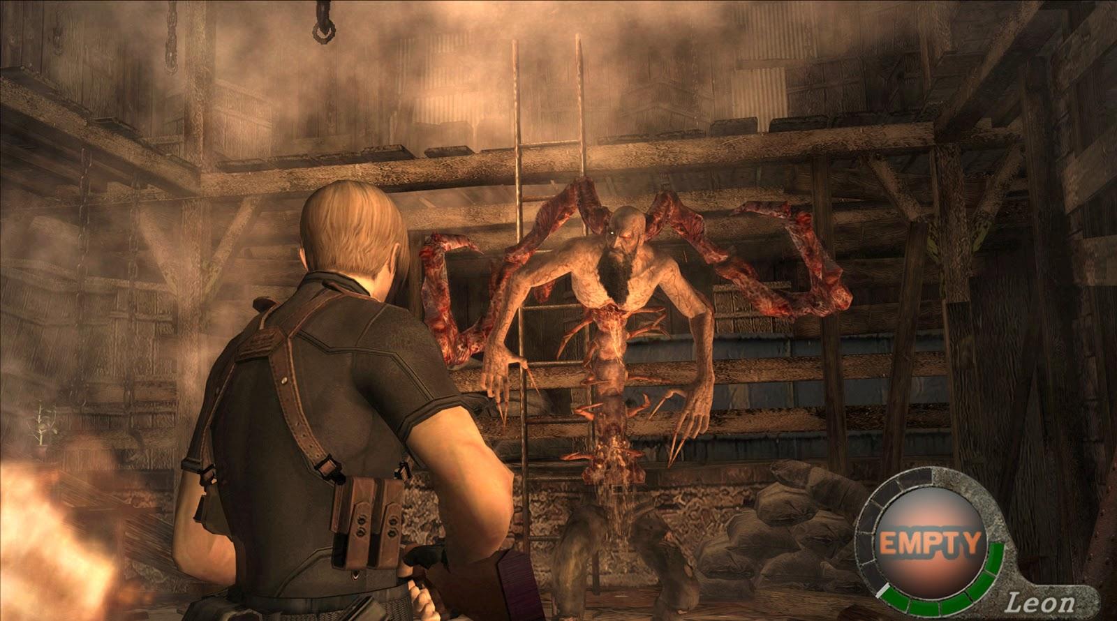 Resident Evil 4 Ultimate HD Edition Download - VideoGamesNest