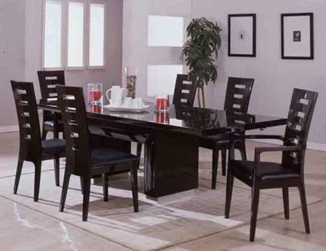 aneka model meja makan menarik blog interior rumah minimalis