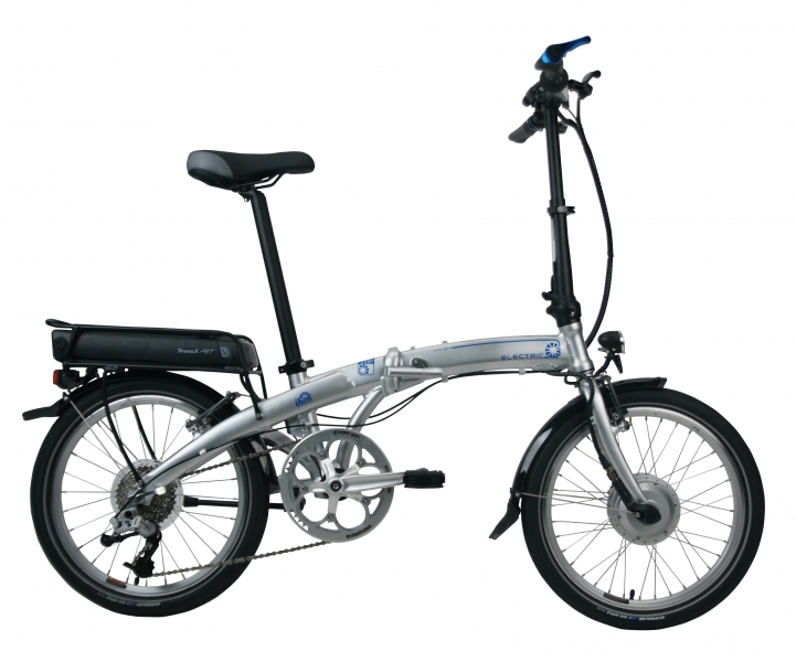 $380.000 Bicicleta Electrica Plegable con Motor Electrico y Bateria de Litio 36v 250 watt