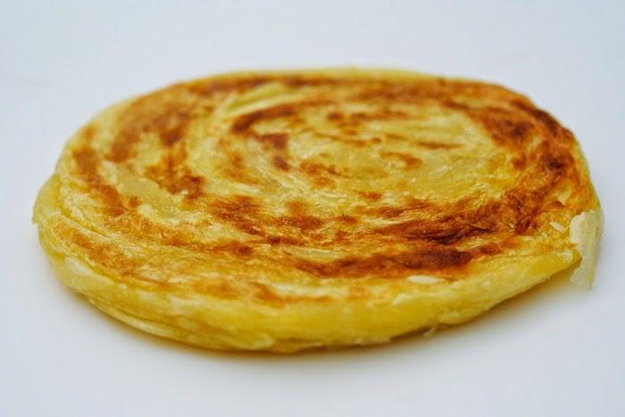 Cara Mudah Praktis Membuat Roti Maryam Lembut Lezat dan Menggugah Selera